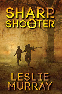 Sharpshooter, Novel, Leslie Murray, lesbian, action adventure romance